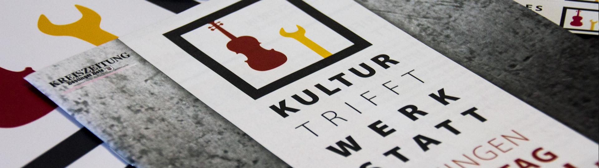 GHV Ehningen Kultur trifft Werkstatt Programm