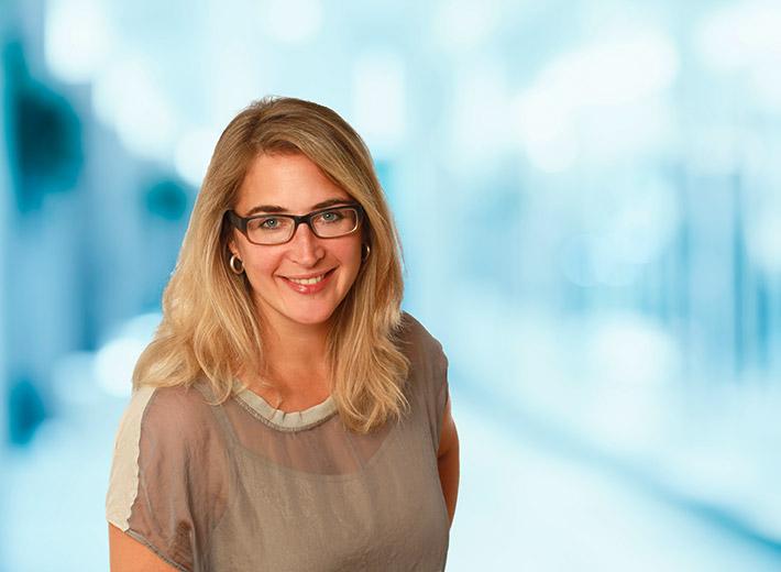 Nicole Boese, Beiratsmitglied Gewerbe- und Handelsverein Ehningen