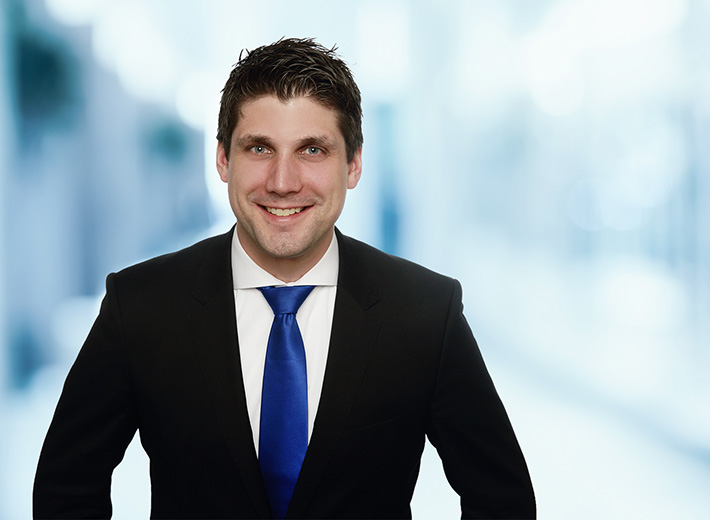 Alexander Korherr, 2. Vorsitzender Gewerbe- und Handelsverein Ehningen