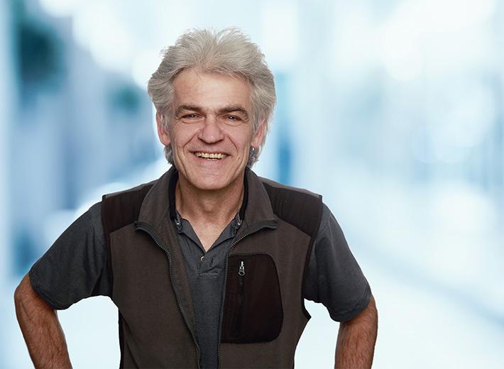 Hans-Peter Lempert, Beiratsmitglied Gewerbe- und Handelsverein Ehningen