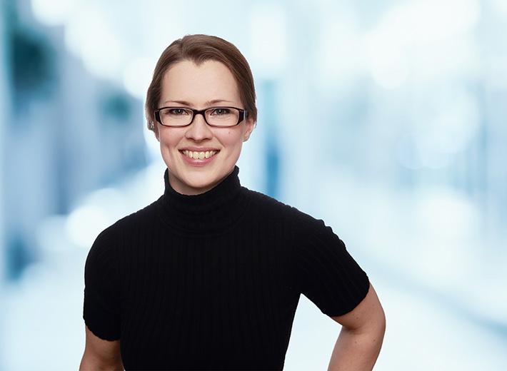 Sybille Nehring, Beiratsmitglied Gewerbe- und Handelsverein Ehningen