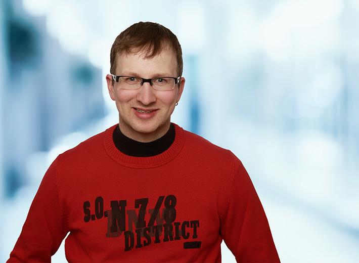 Tobias Klein, Beiratsmitglied Gewerbe- und Handelsverein Ehningen