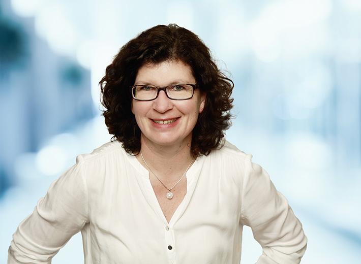 Ursula Kasberger, Beiratsmitglied Gewerbe- und Handelsverein Ehningen