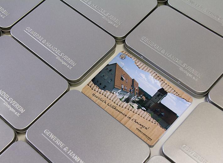 Willkommensboxen des GHV Ehningen