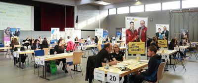 Azubi Speed Dating Ehningen 2017