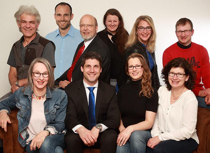 GHV Ehningen Gruppenfoto Beirat