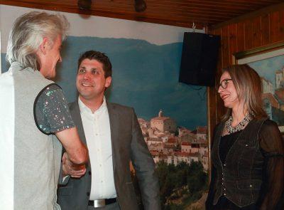Verabschiedung von Beiratsmitglied Hans-Peter Lempert