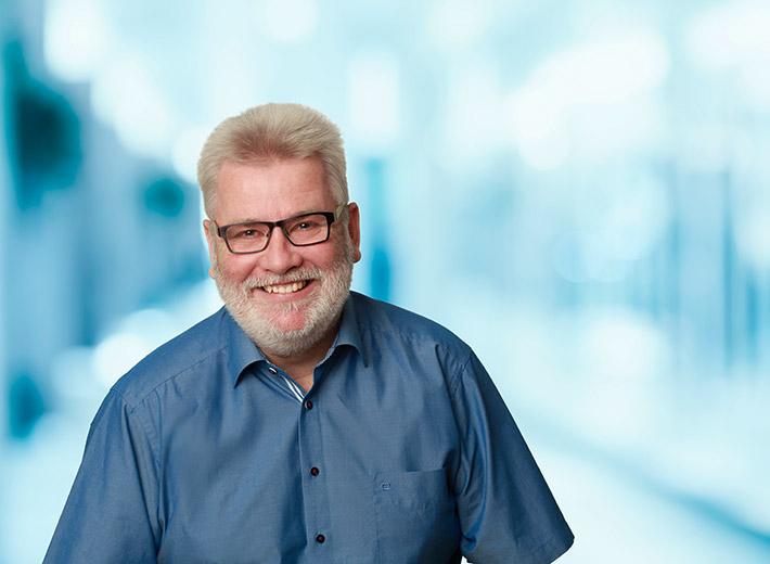 Matthias Nowotny, Beiratsmitglied im Gewerbe- und Handelsverein Ehningen